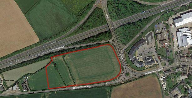 Planned development at Roseworthy Hill